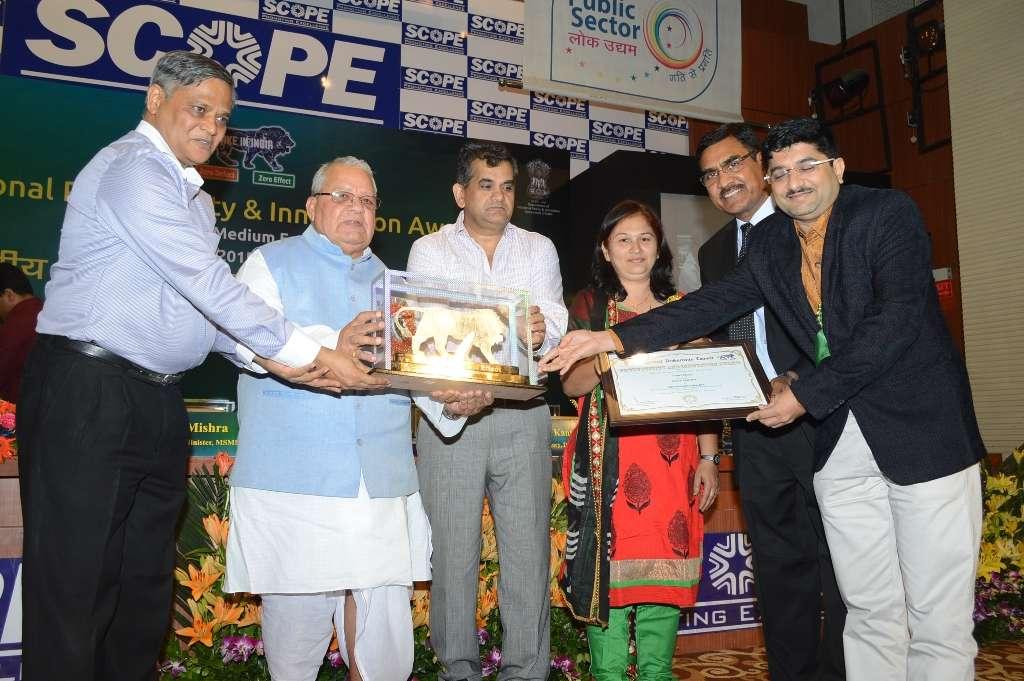 National Innovation Award - Wave visions